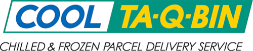 COOL TA-Q-BIN CHILLED & FROZEN PARCEL DELIVERY SERVICE